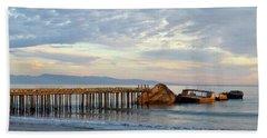 Broken Boat, Ss Palo Alto Beach Sheet