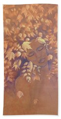 Bronze Beauty Beach Towel