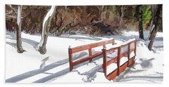 Brook Bridge Beach Sheet