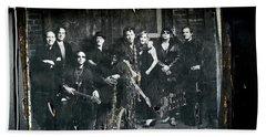 Bruce And The E Street Band Beach Sheet