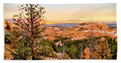Inspiration Point, Bryce Canyon No. 1 Beach Towel