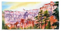 Bryce Canyon #3 Beach Towel
