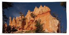 Bryce Canyon Hoodoos  Beach Sheet