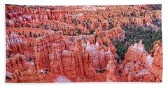 Bryce Canyon National Park Utah Beach Towel