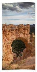 Bryce Canyon Natural Bridge Beach Towel