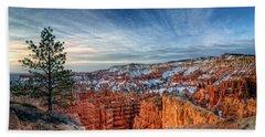 Bryce Canyon Sunrise Beach Sheet