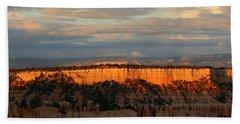 Bryce Canyon Sunset Beach Sheet