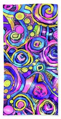 Bubbly Beach Towel