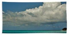 Heaven And Earth Beach Towel