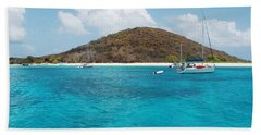 Buck Island Reef National Monument Beach Towel