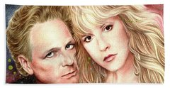 Buckingham Nicks Beach Towel