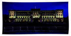 Buckingham Palace Beach Towel