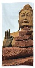 Buddha 2 Beach Sheet
