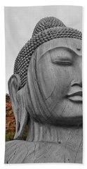 Buddha 3 Beach Sheet