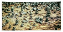 Buddha Beach - Sedona Beach Towel