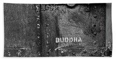 Buddha Beach Sheet by Laurie Stewart