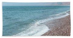 Budleigh Seascape II Beach Towel