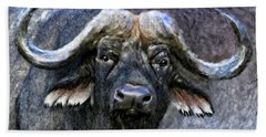 Buffalo Beach Towel