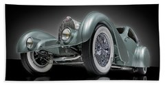 Bugatti Aerolithe Recreation Beach Towel