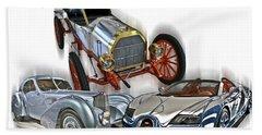 Bugatti Evolution Beach Sheet