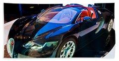 Bugatti Veyron Targa Beach Sheet