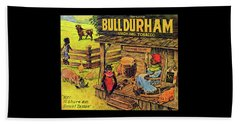 Bull Durham My It Shure Am Sweet Tastan Beach Towel