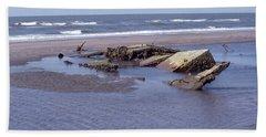 Bull Island 1 Beach Towel