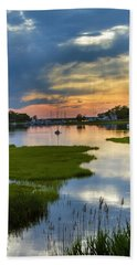 Bullhead Yacht Club Beach Towel