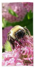 Bumblebee One Beach Towel