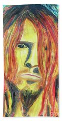 Bumblefoot Beach Towel