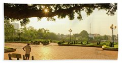 Buon Ma Thuot City Park Beach Towel