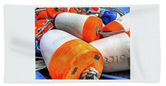 Buoy 3719 Beach Towel