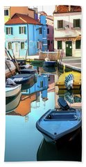 Burano II  Beach Towel