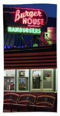 Burger House Hillcrest Beach Sheet