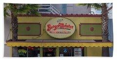 Burgermeister Restaurant, San Francisco Beach Sheet