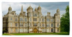 Burghley House Beach Towel