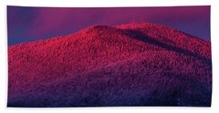 Burke Alpenglow Beach Sheet