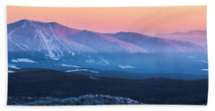 Burke To Moosilauke Beach Towel