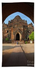Burma_d2095 Beach Towel by Craig Lovell