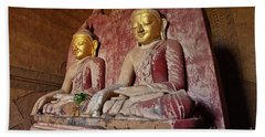 Burma_d2104 Beach Towel by Craig Lovell