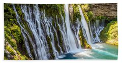 Burney Falls Beach Sheet