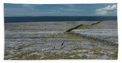 Burren Collection Beach Sheet