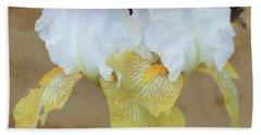 Burth Cloudy Paper Beach Sheet