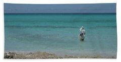 Buscando La Carnada Beach Sheet
