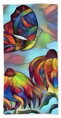 Butterflies For Children 1 Beach Towel