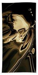 Beach Sheet featuring the digital art Butterfly 2 by Rabi Khan