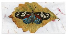 Butterfly #2 Beach Towel