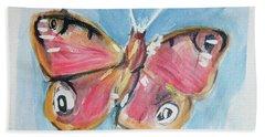 Butterfly 3 Beach Sheet