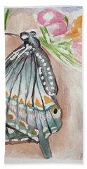 Butterfly 4 Beach Sheet