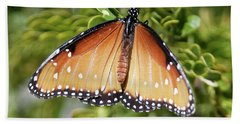 Butterfly 6 Beach Towel